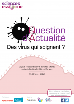 Question d'actualité : des virus qui soignent ? {PNG}